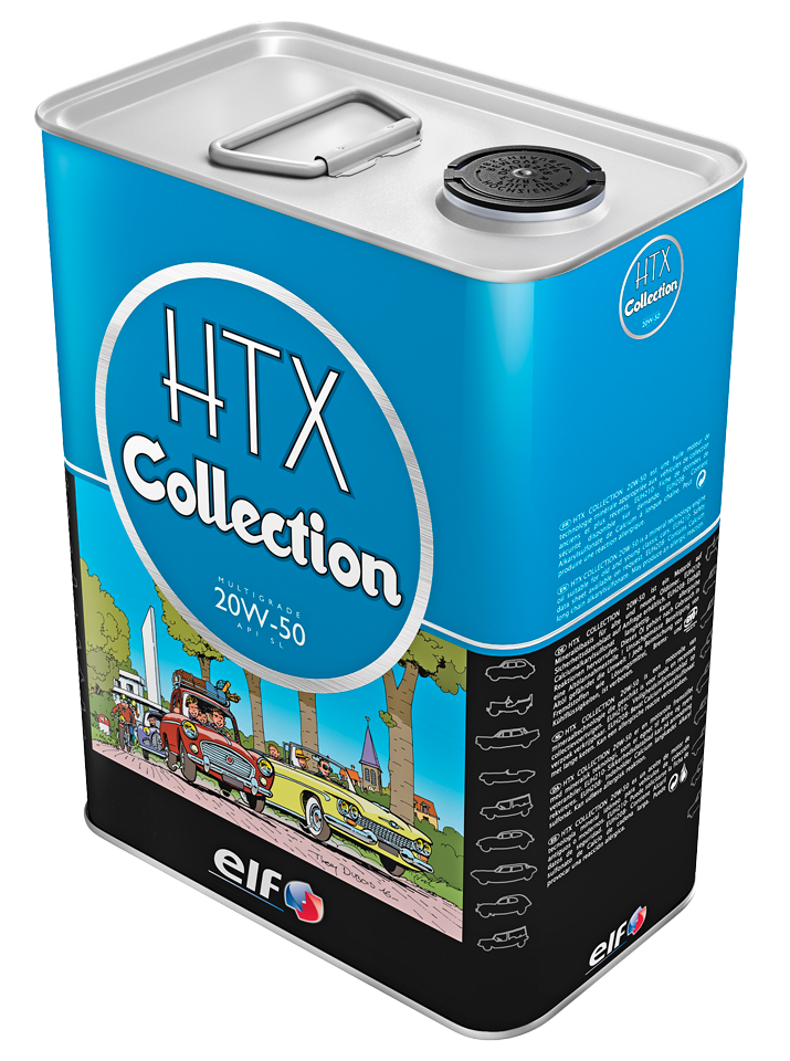 HTX Collection 20W 50 tank